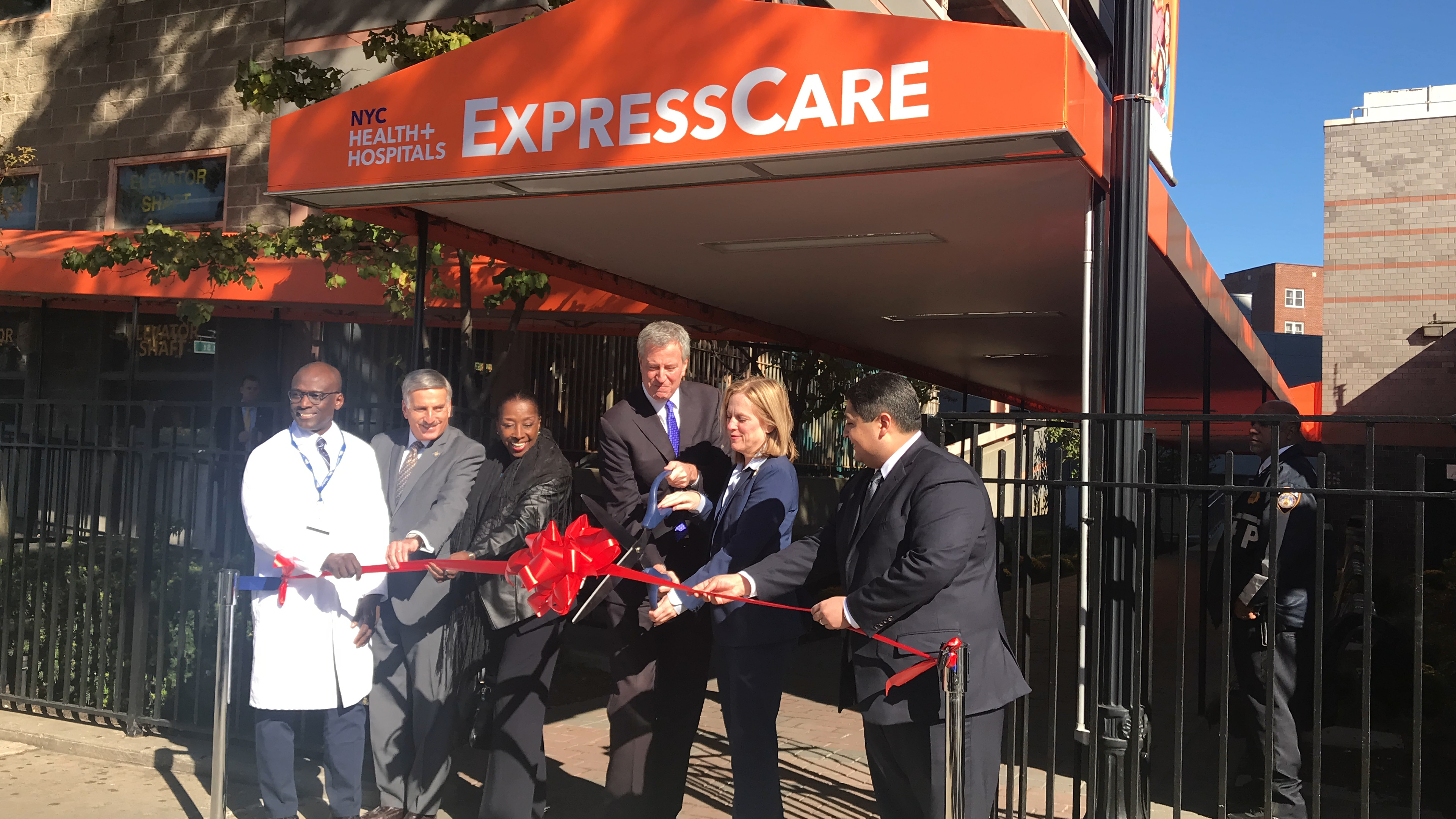 De Blasio Administration Opens First NYC Health + Hospitals